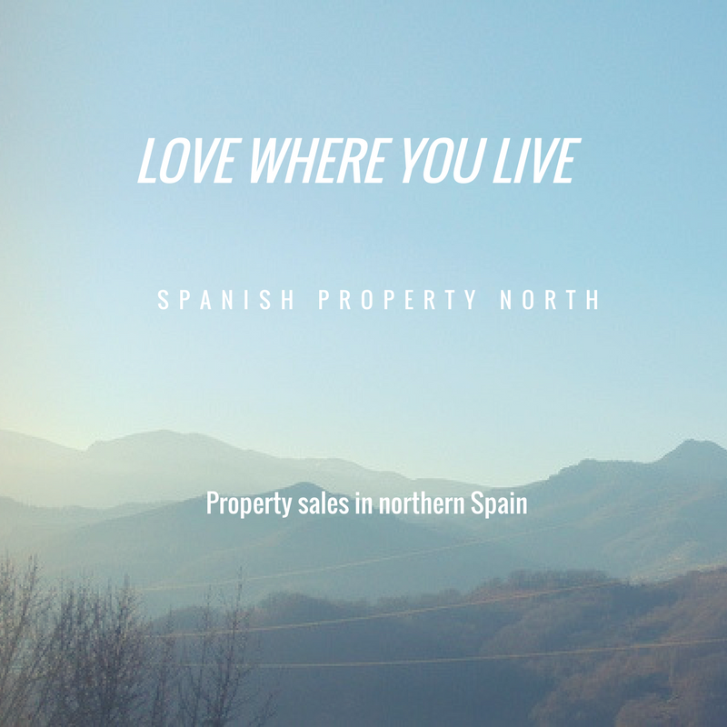 Property sales agent in Asturias, northern Spain